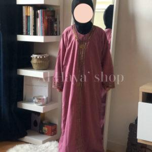 Abaya fillette