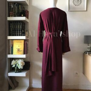 Abaya wrap Samira