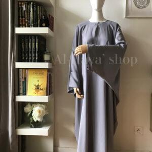 Abaya Nina (manches kimono)