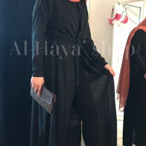 Gilet/kimono Aaliyah