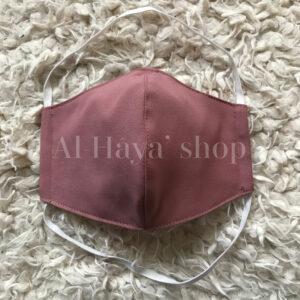 Masque lavable pour hijab