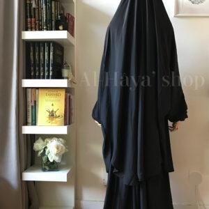 Jilbab 2 pieces jupe Médina