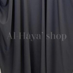 Half niqab soie de Médine